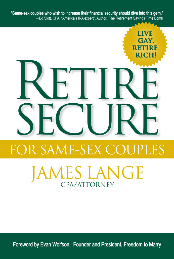 Retire Secure! For Same-Sex Couples Cover 7x10-2